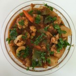 Vegetable Jalfrezi Recipe